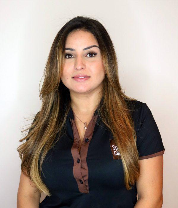 Liliam Liduário - Cabeleireira